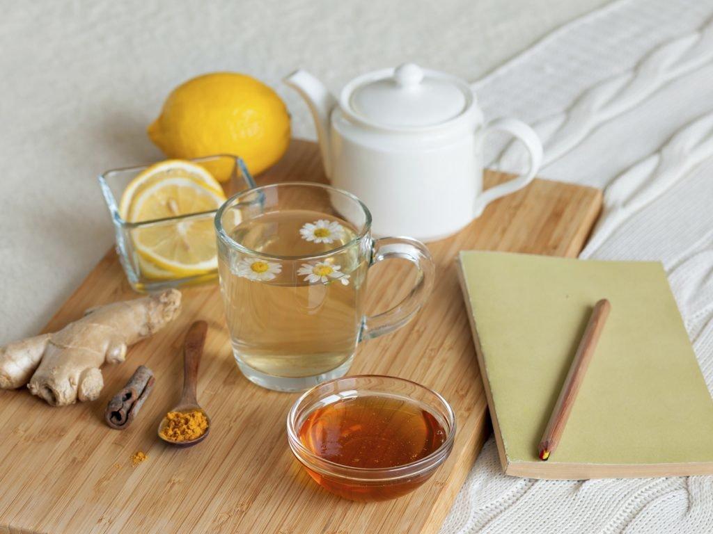 Корица мед имбирь похудеть