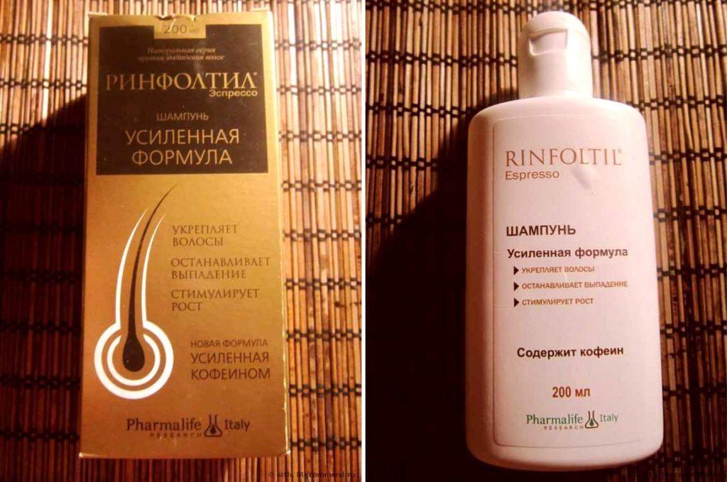 Ринфолтил - укрепление волос, уход за волосами