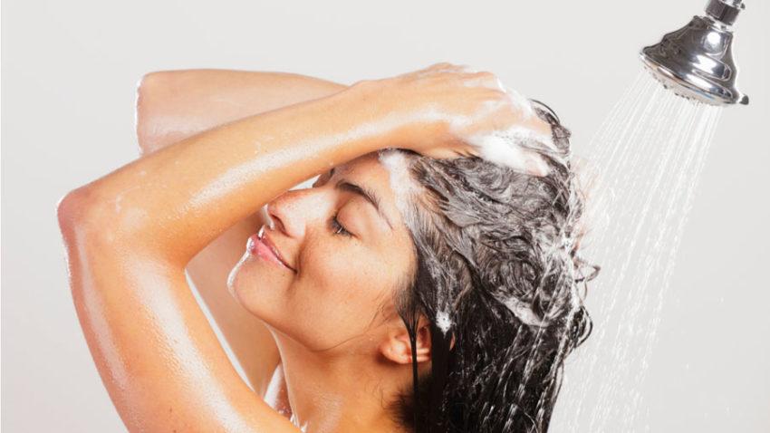правила мытья головы и волос