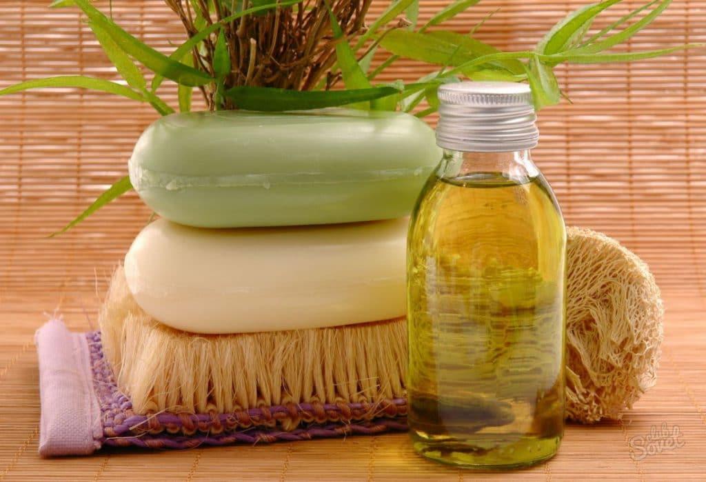 Применение сандалового масла в уходе за волосами