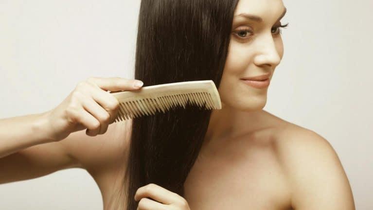 Народное средство расчесывания сильно запутанных волос
