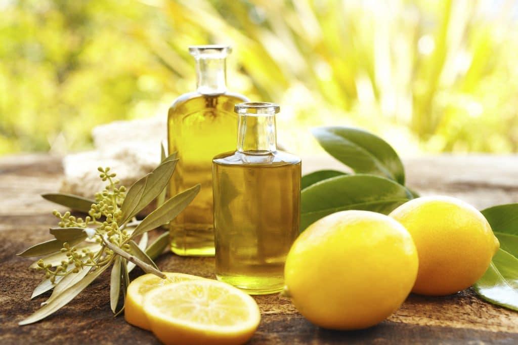 Применение лимонного масла