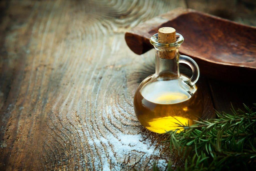 Эфирные масла от перхоти