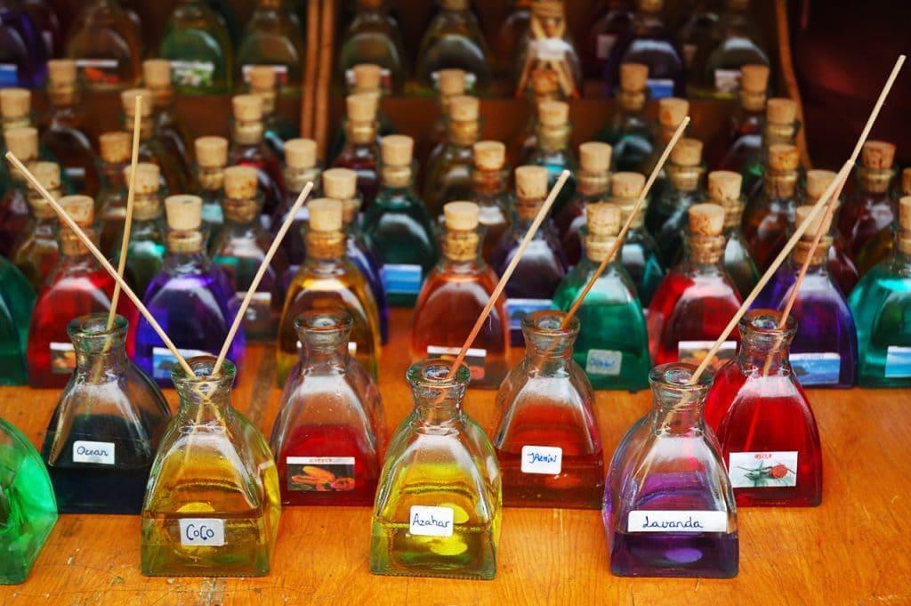 Импрессионные эфирные масла