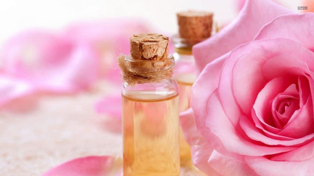Масло розы способствует повышению иммунитета