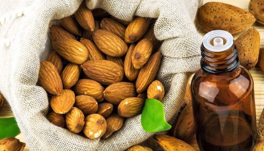 Миндальное масло содержит аминокислоты
