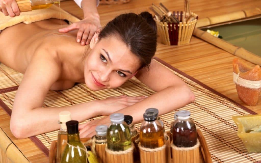 эфирные масла для массажа тела