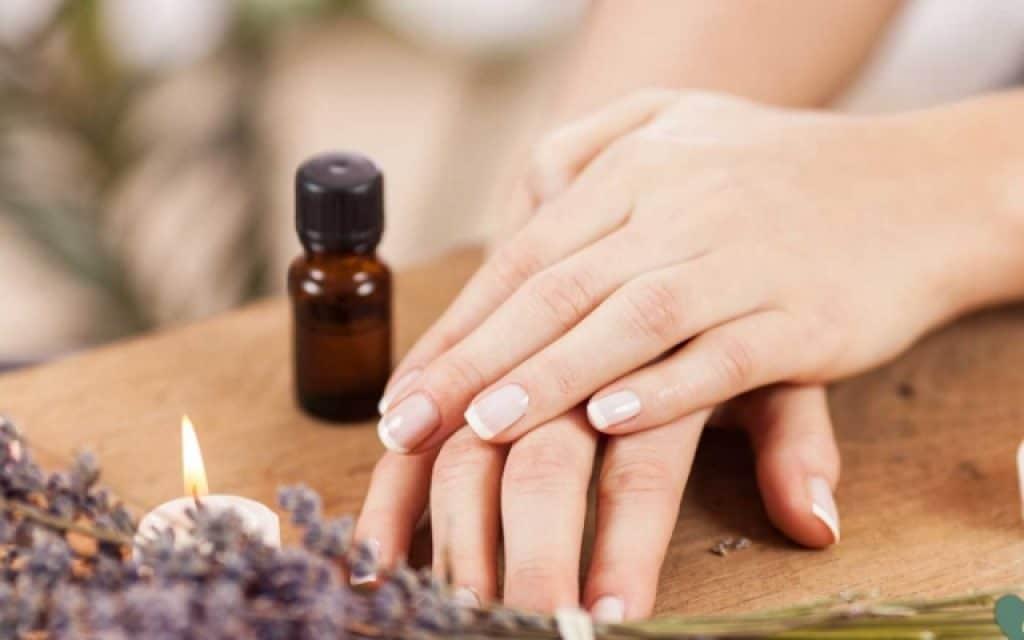 Оливковое масло для ногтей