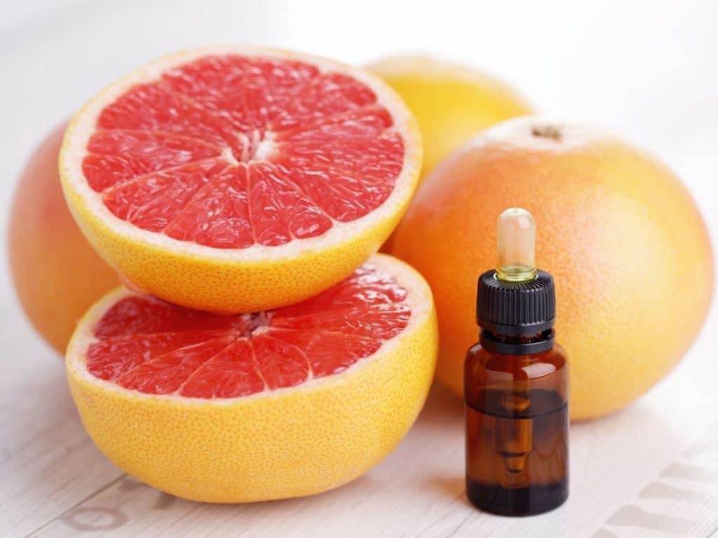 Эфирное масло грейпфрута для волос