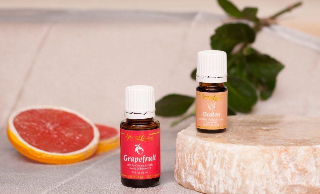 Применение масла грейпфрута для волос