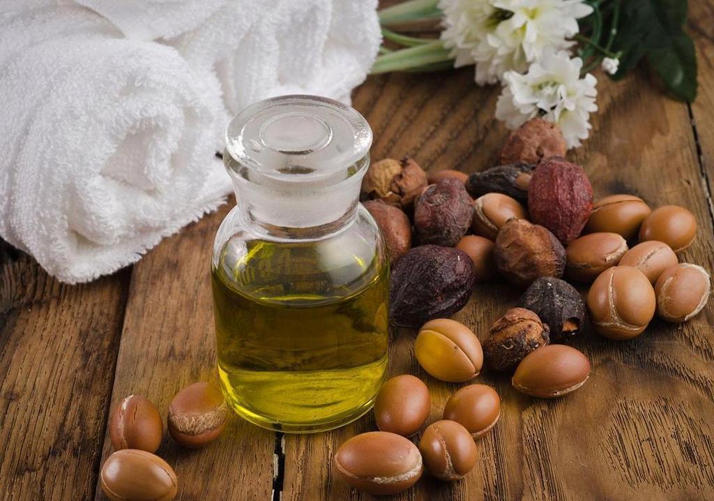 Аргановое масло для волос: безупречная прическа всегда