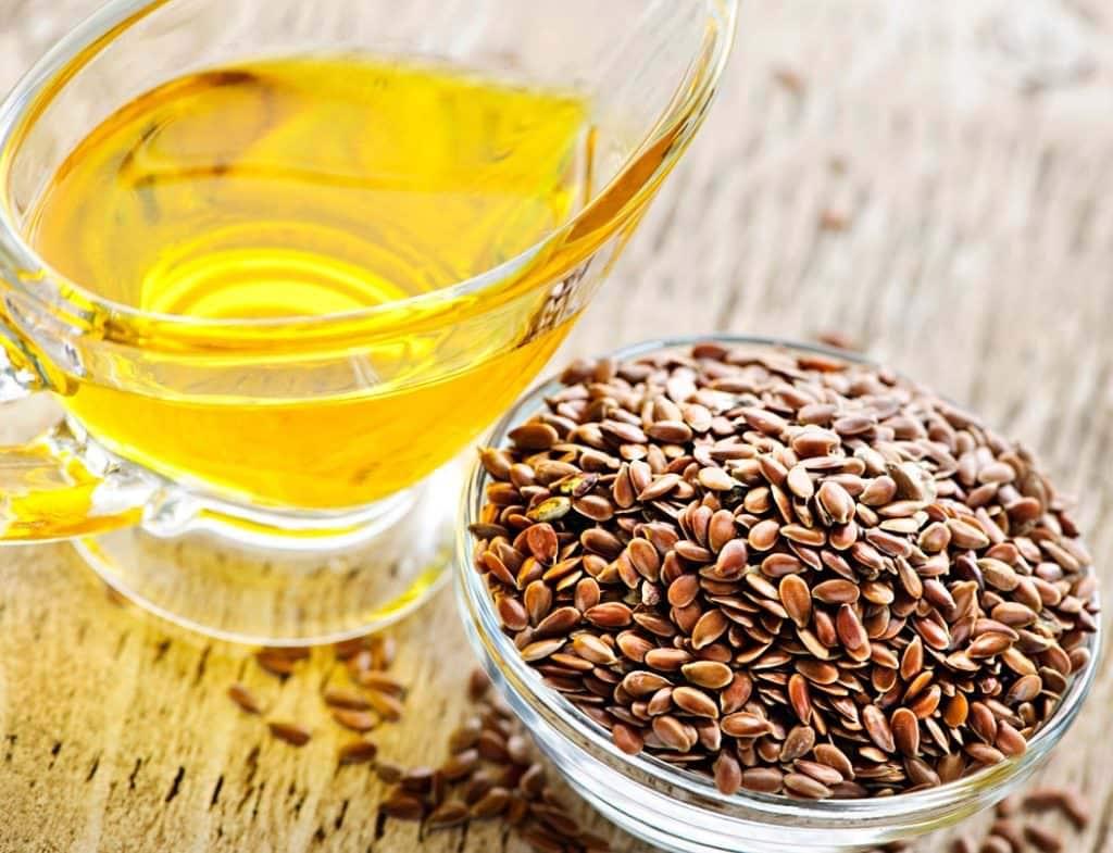 Льняное масло для волос: польза натурального продукта