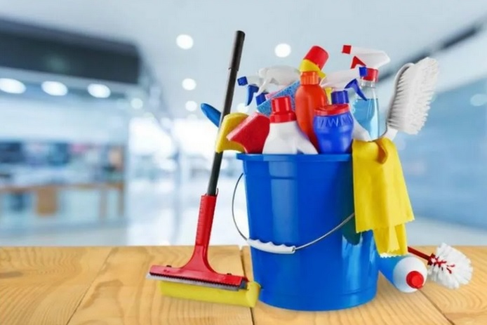 Немного о безопасной уборке