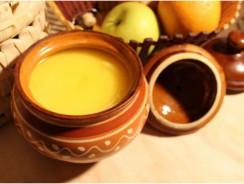 Масло Гхи без казеина и молочного сахара: применение и рецепты народной медицины